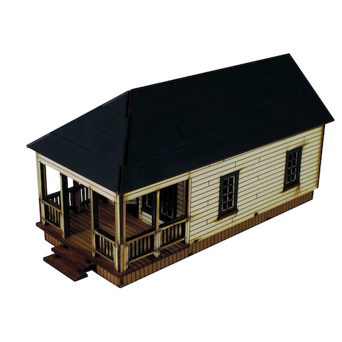 4GD-28-TCW-106  Shotgun House