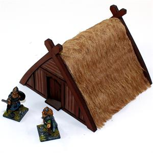 28S-DAR Norse Storehouse/Hut (1/56th)