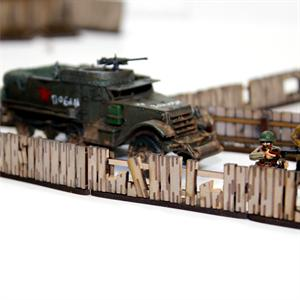 28S-TAO-113  Livestock Fencing (1/56th)