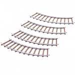 28S-DMH-A22 - 28mm Curved Tracks (1/56th , 28mm)