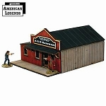 28S-DMH-120 - A&D Hardware Store (1/56th , 28mm)