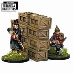 28S-TAO-126 - Supply Crates (1/56th)