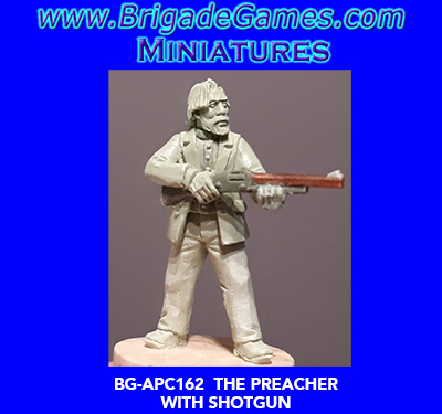 BG-APC162 Apocalypse: The Preacher with Shotgun (1)