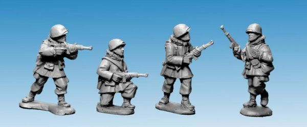 SWW608 - F.S.S.F in Parka with Carbines (4)