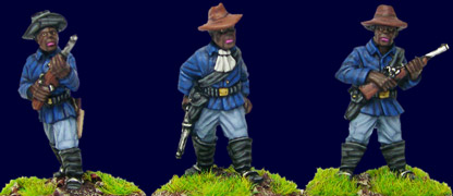 Buffalo Soldiers with Carbines (foot)(3)