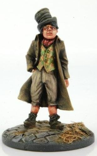 'Artful Dodger'  Rascal from the London Underworld