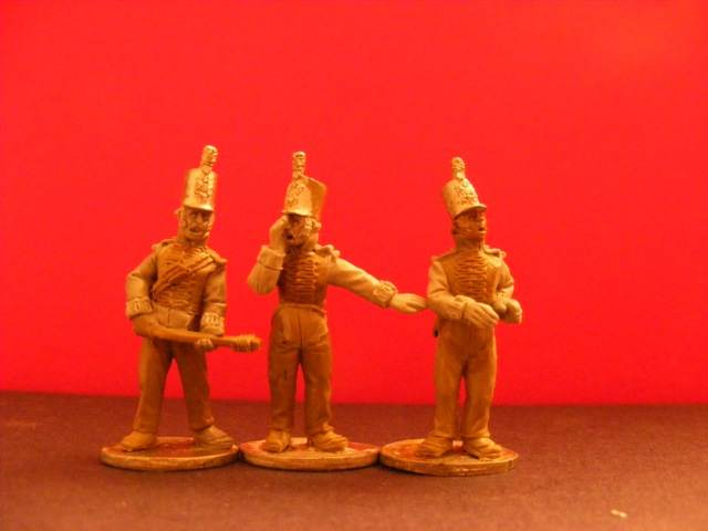 BG-NBR050A  British Artillery Crew Loading (Early) (1 figure of 6)