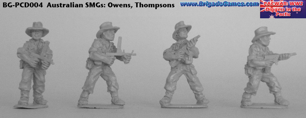 BG-PCD004  Australians in the Pacific - SMGs (4)