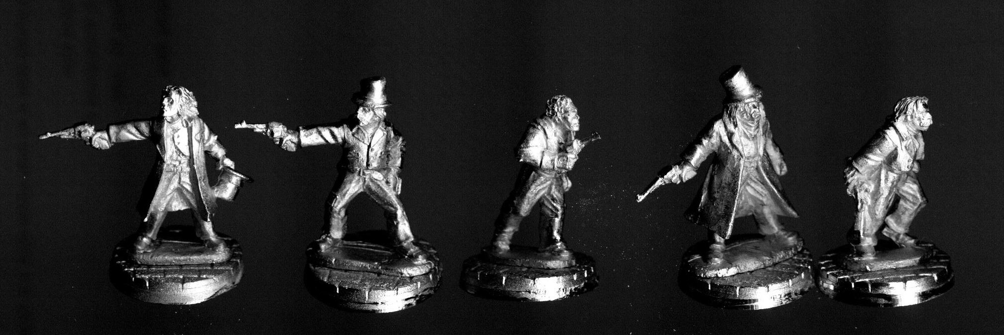 BG-VA04  Gangsters with Pistols (5)