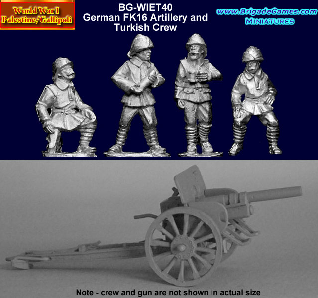 BG-WIET40  FK16 Artillery and Turkish Crew (4)