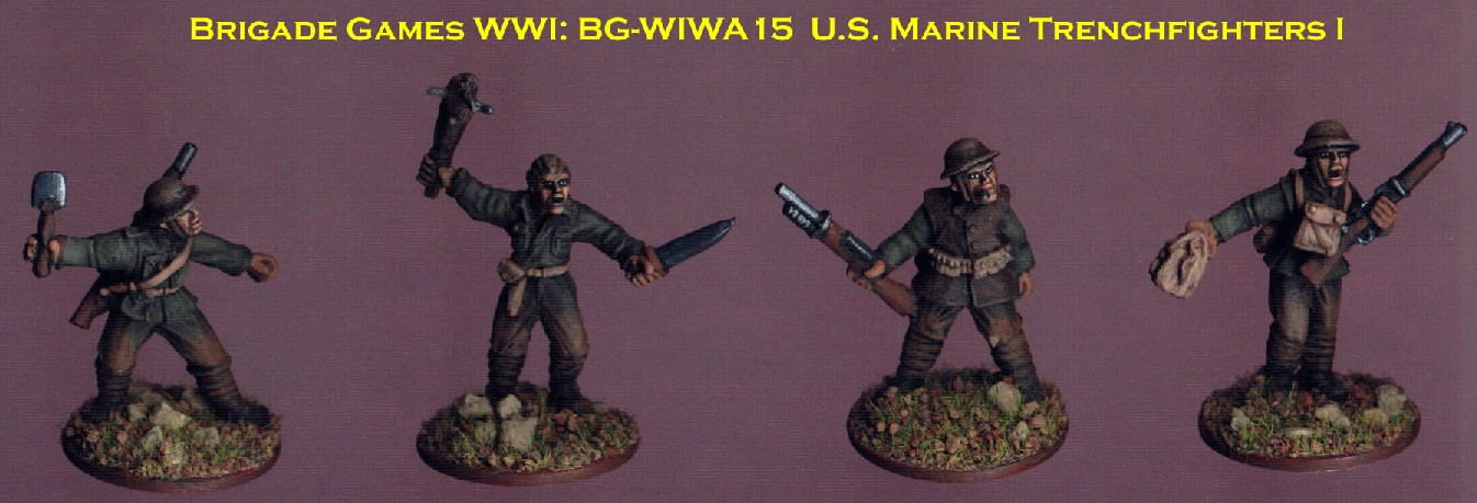 U.S. Marine Trenchfighters I (8)