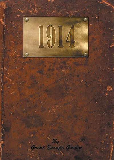 1914 WW1 Wargaming Rules and Cards by Great Escape Games