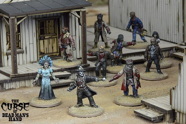 GEG-CDMH002  Dead Man's Hand Western Gang - The Baron Boxed Gang