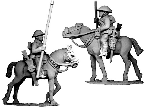 British Cavalry with Lances (2)