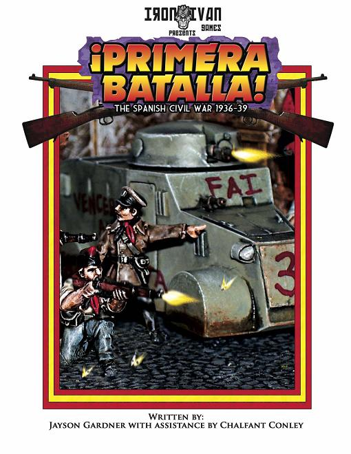 Primera Battala (Spanish Civil War supplement)
