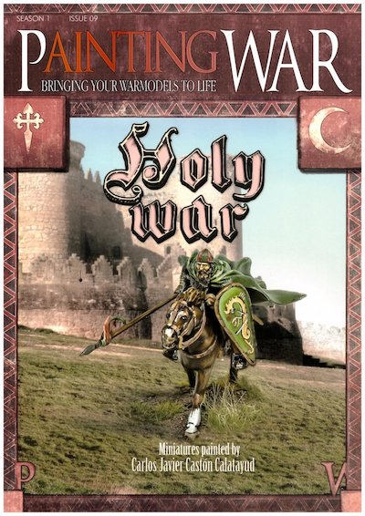 Painting War - Issue #9 - Holy War - Crusades