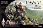 NS-OAKP102 - Dwarf Heavy Infantry (plastic boxed set)