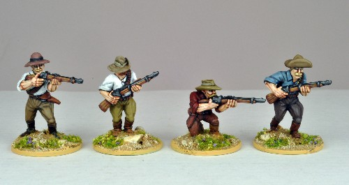 NSA2001 - British South Africa Company Riflemen (4)