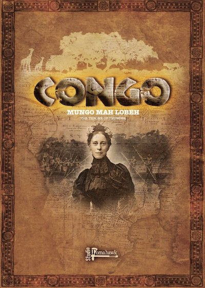 Congo - Mungo Mah Lobeh Campaign Supplement