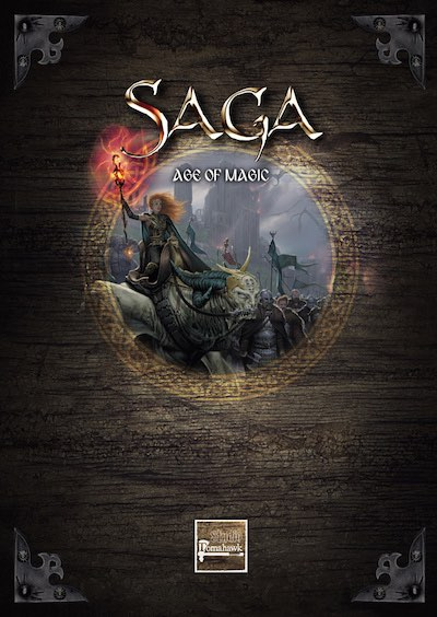 SAGA Age of Magic (options for Cards and Dice)