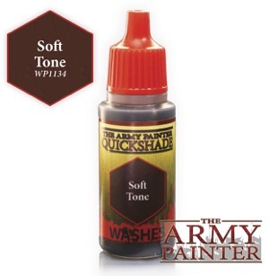 Warpaint Wash - Soft Tone