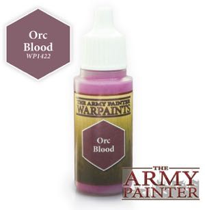 Army Painter Warpaints: WP1422 Orc Blood (18ml)
