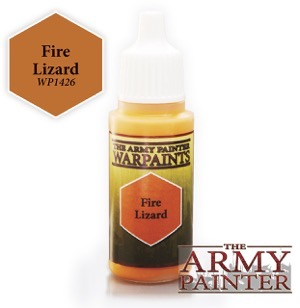 Army Painter Warpaints: WP1426 Fire Lizard (18ml)