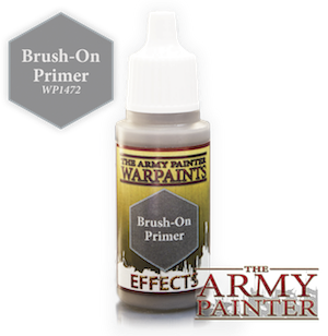 Warpaint Effects: Brush-On Primer