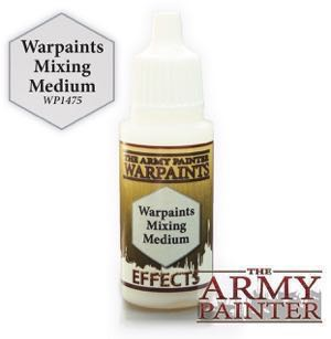 Army Painter Warpaint Effects: Warpaints Mixing Medium (18 ml)