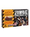 Warpaints Zombicide Core Zombie Paint Set
