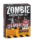 Warpaints Zombicide Survivor Zombie Paint Set