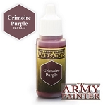 Army Painter Warpaints: WP1444 Grimoire Purple (18ml)