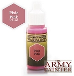 Army Painter Warpaints: WP1447 Pixie Pink (18ml)