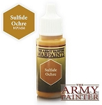 Army Painter Warpaints: WP1456 Sulfide Ochre (18ml)