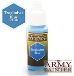 Army Painter Warpaints: WP1458 Troglodyte Blue (18ml)