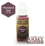 Army Painter Warpaints: WP1463 Wasteland Soil (18ml)