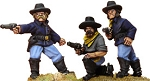7th Cavalry w/Pistols (foot)(3)