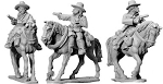 7th Cavalry w/Pistols (Mounted)