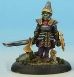 BDL007 - Knight Oss'ne Kogh, The Goblin Knight