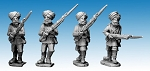 NWF0105 - Sikh Infantry Advancing. 2nd Afghan War (4)