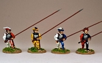 REN100 - Swiss Pikemen Advancing (8)