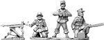 SWW011  Deutches Afrika Korps Static MG34 (3 + gun)