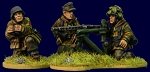 SWW028  German Sustained Fire MG42 Team (3 and gun)