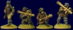 SWW029  Late War German Infantry A.T. Weapons