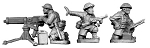 SWW106  British 8th Army Vickers MMG Team (1 gun and crew)