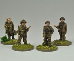 SWW139 - British and Commonwealth Officers and Characters (4)