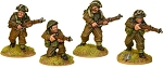 SWW157  British Commando Rifles (4)