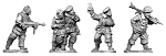SWW164  British Airborne Characters (4)