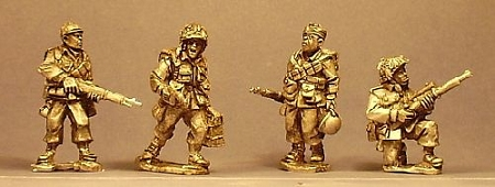 SWW322 - US Airborne Characters and Specialists I (4)