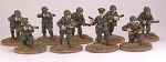 Atomic Cafe: 314th Federal Defense Force Troops (8), Officer and G-man
